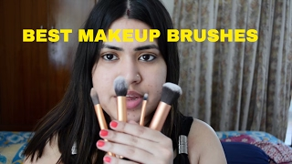 Best makeup brush set in India | Affordable Indian makeup brushes for beginners