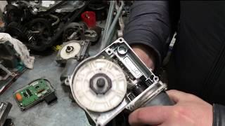 Ремонт трапеции Audi Q7