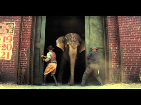 Water For Elephants - Official Trailer   HQ