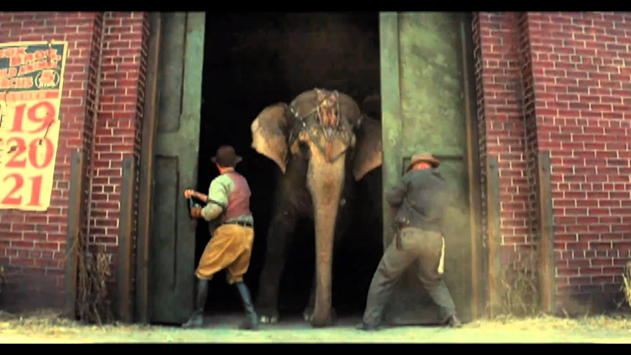 Trailer för Water for Elephants
