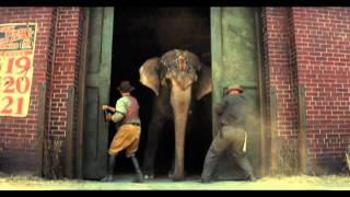 Water For Elephants - Official Trailer | HQ