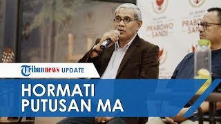 Soal Ditolaknya Kasasi di MA, Kuasa Hukum Prabowo-Sandi Hormati Putusan Tersebut