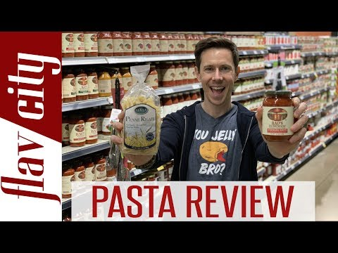 The BEST Pasta & Sauce To Buy At The Grocery Store…And What To Avoid!