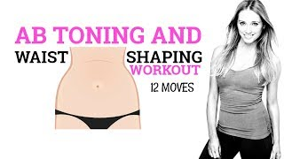 7 MIN ABS AND WAIST WORKOUT FOR WOMEN - HOME WORKOUT by Lucy Wyndham-Read