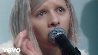 Aurora   Through The Eyes Of A Child (Live)   Stripped (Vevo UK LIFT)