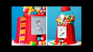This Gumball Machine Is CAKE... | How To Cake It
