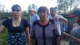 Казань SOS поселок Мостотряд - 3 по своему  ждет ЧМ 2018