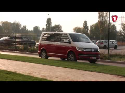 Volkswagen  T6 Multivan Минивен класса M - тест-драйв 2