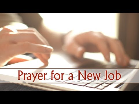 Prayer to Get a Job You Applied For
