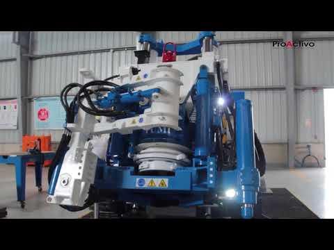 Tumi Raise Boring - Máquina SBM 400SR