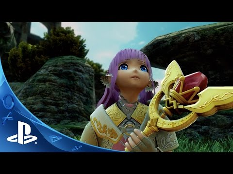 Видео № 0 из игры Star Ocean: Integrity and Faithlessness [PS4]