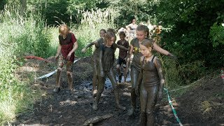 De Modderhelden van SKS Alles Kids in Park Waterland Spijkenisse