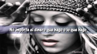 Loving Me 4 Me - Christina Aguilera (Subtitulado)