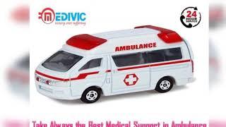 Use Road Ambulance in Janakpuri with Proper Medical Care