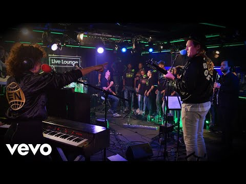 Arcade Fire – Green Light (Lorde cover) in the Live Lounge