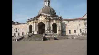 preview picture of video 'Santuario de Loyola, Pais Vasco.'
