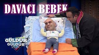 güldür güldür show 95. bölüm davacı bebek skeci