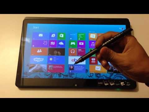 Sony Vaio Flip 15 Review