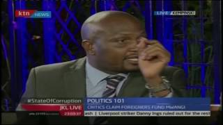 JKL: Politics 101 with Activist Boniface Mwangi and MP Moses Kuria,  3rd Nov 2016 Part 3