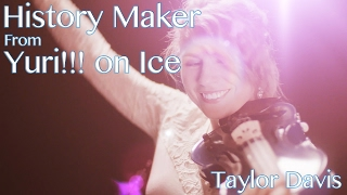 Yuri!!! on Ice Opening Theme - History Maker (Violin Cover) Taylor Davis