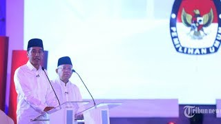 Presiden Jokowi: Tersangka Korupsi Ditahan Itu Bukan Pelanggaran HAM