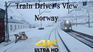 Train Driver's View: Called out on a day off to FLIRT in 4K UltraHD