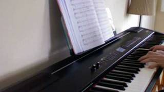 Love Never Dies - Why does she love me? (Piano)