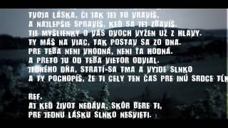 Kali - Jedného dňa (hudba ElMurdo, zpěv Šárka) +text HD 720