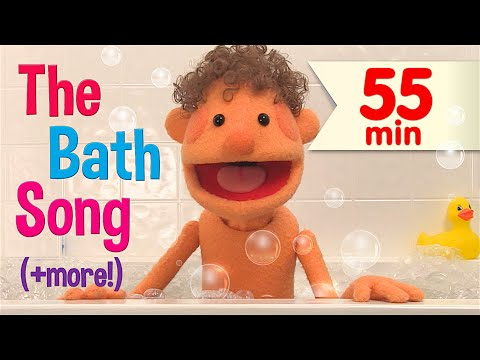 The Bath Song + More! | Super Simple Songs