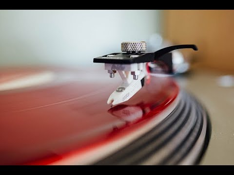 Capsulas, agujas en tocadiscos y discos de vinilo. Introduccion.