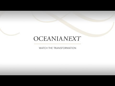 Oceania Cruises - Re-inspiration Reveal!