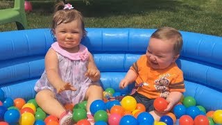 FUNNY KIDS Ball Pits FAILS! - You