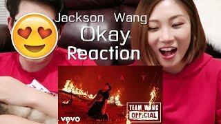 【王嘉尔Jackson Wang OKay MV】直男直女最诚实Reaction