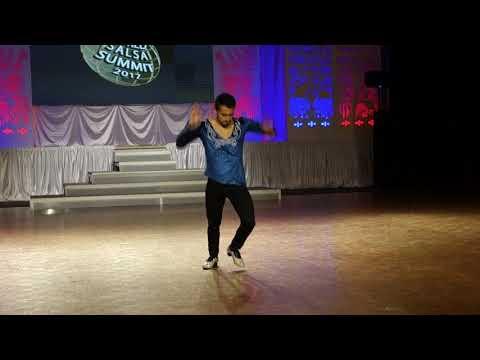 Carlos danslärare på Malmö Dansakademi!