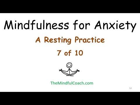 Resting Practice