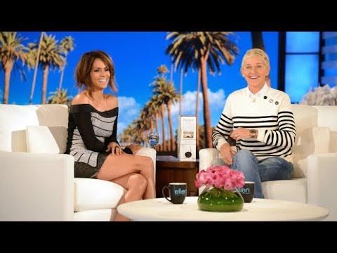 , title : 'Ellen Helps Halle Berry 'Swipe Right''