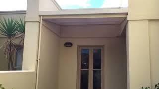 Pergola In Wayville - Nathan Thomas Carpenter Builder