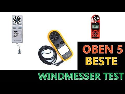 Beste Windmesser Test 2019