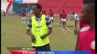 Harambee Stars head coach calls up 13 best players on first leg of Africa Cup of Nations qualifier