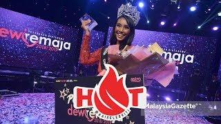 H.O.T | Haneesya Hanee Raih Gelaran Dewi Remaja 2018/2019