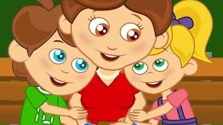 CANIM ANNEM | Sevimli Dostlar Ile Anneler Günu Şarkısı | Adisebaba TV Bebek Şarkıları