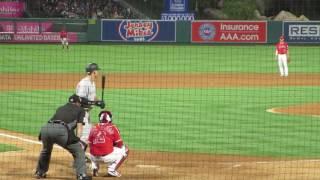 Aaron Judge blasts 2 run HR to beat the Angels June 12, 2017