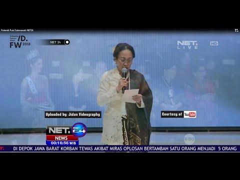 Sukmawati Dilaporkan Kepolisi NET5