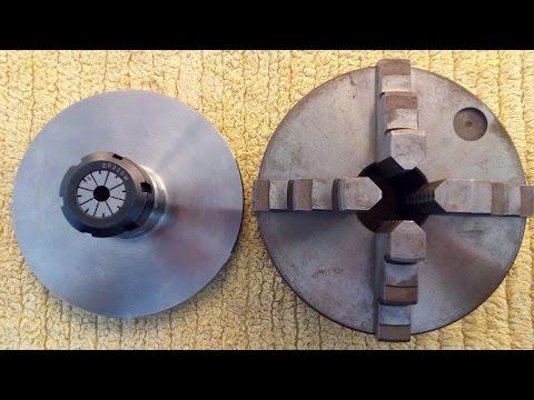 Come Costruire Un Mandrino Portapinze Per Tornio - ER 32