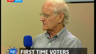 What will influence first time voters in this year's general elections? Youth Cafe pt 2