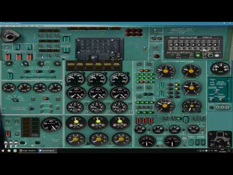 Tupolev Tu-154B-2 For FSX By Project Tupolev APU And Engine Start To Ready For Takeoff Mp3