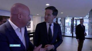 Was dit de laatste keer voor Rutte? - RTL NIEUWS