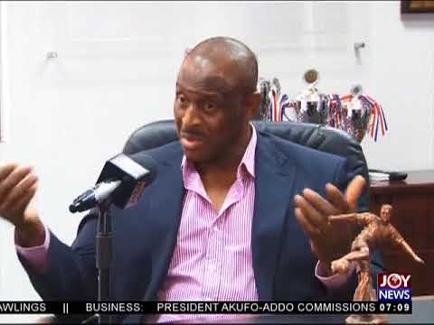 2018 Gold Coast Visa Fraud - AM Sports on JoyNews (24-4-18)