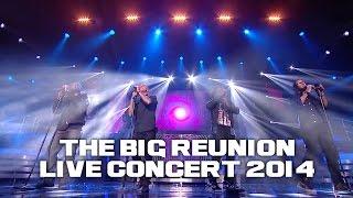 DAMAGE - WONDERFUL TONIGHT (THE BIG REUNION LIVE CONCERT 2014)