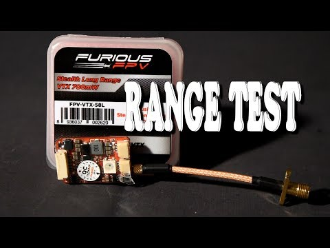 FuriousFPV Stealth Long Range - Test - Review - Recensione